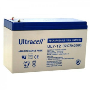 AKUMULATOR/BATERIJA ULTRACELL 12V 7AH