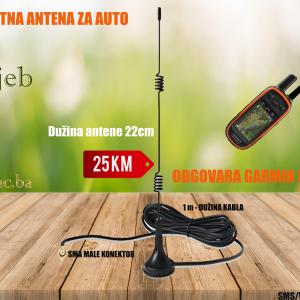 Magnetna auto antena za Garmin