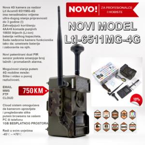 Ltl Acorn® 6511MG-4G
